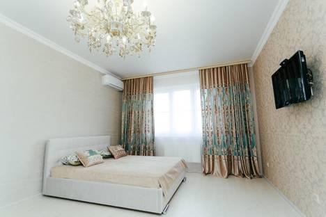 Сдается 1-комнатная квартира посуточно в Краснодаре, ул.Кондратенко 6 корпус 2.