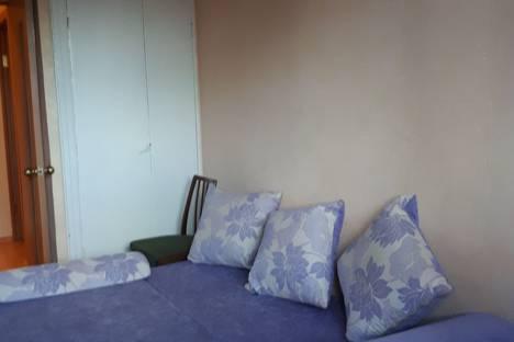 Сдается 3-комнатная квартира посуточно в Великом Устюге, улица Кузнецова 14 кв 20.