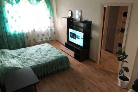 Сдается 1-комнатная квартира посуточно в Томске, переулок Островского, 8.