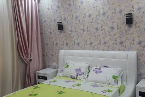 Сдается 1-комнатная квартира посуточно во Владикавказе, улица Зураба Магкаева 83.