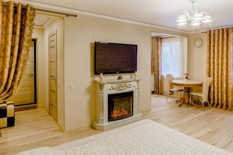 Сдается 1-комнатная квартира посуточно в Гомеле, проспект Победы, 12.