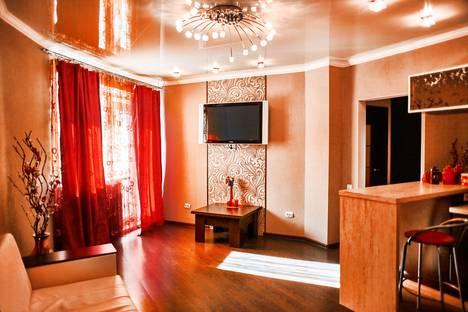 Сдается 2-комнатная квартира посуточно, проспект Ленина, 135А.