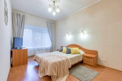Сдается 1-комнатная квартира посуточно в Санкт-Петербурге, 1-я Советская улица, 10.