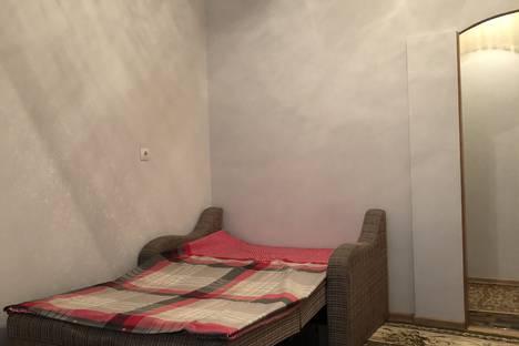 Сдается 1-комнатная квартира посуточно в Бишкеке, Моссовет.
