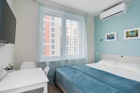 Сдается 1-комнатная квартира посуточно в Одинцове, Московская область,улица Каштановая 6.