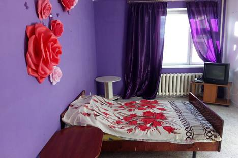 Сдается 1-комнатная квартира посуточно в Уфе, улица Менделеева, 227.