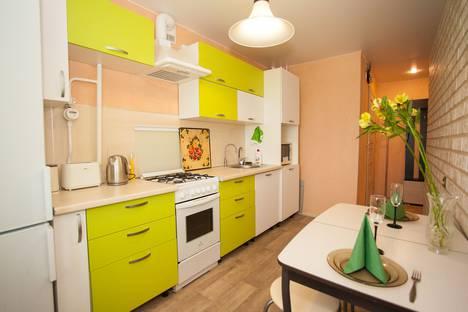 Сдается 3-комнатная квартира посуточно в Металлострое, улица Богайчука, д.24.