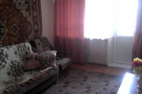 Сдается 2-комнатная квартира посуточно в Черкесске, проспект Ленина, 57.
