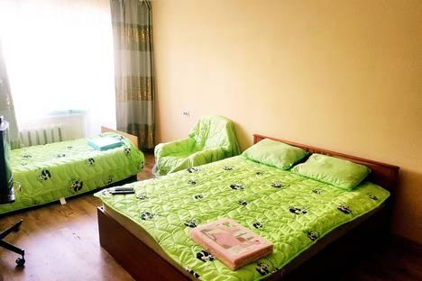 Сдается 1-комнатная квартира посуточно в Якутске, улица Свердлова, 2.