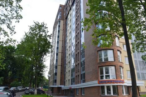 Сдается 2-комнатная квартира посуточно в Белгороде, улица Н. Островского, 18.