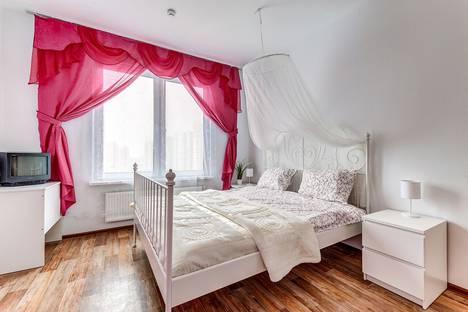Сдается 1-комнатная квартира посуточно в Санкт-Петербурге, Южное шоссе 47 корп 4.