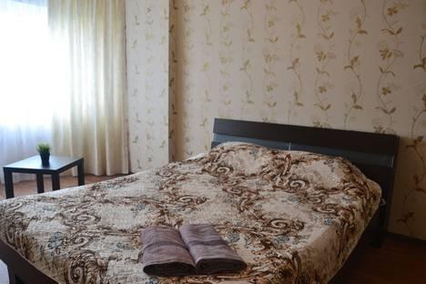 Сдается 1-комнатная квартира посуточно в Ногинске, улица Климова, 25.