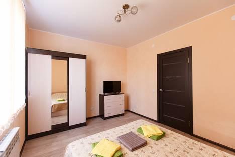 Сдается 3-комнатная квартира посуточно в Калуге, переулок Салтыкова-Щедрина, 3.