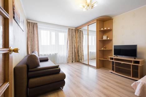 Сдается 1-комнатная квартира посуточно в Москве, улица Серпуховский Вал, 14.