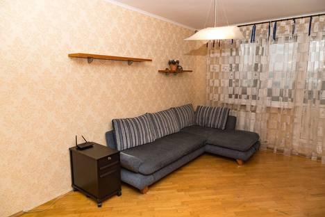 Сдается 2-комнатная квартира посуточно в Москве, улица Герасима Курина, 14к3.