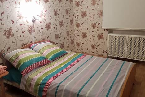 Сдается 2-комнатная квартира посуточно в Уфе, улица Ульяновых, 26.