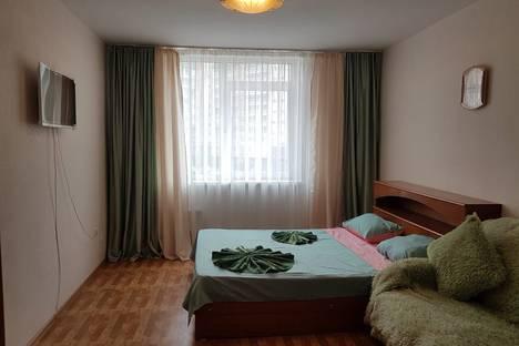 Сдается 1-комнатная квартира посуточно в Красноярске, Авиаторов,40.