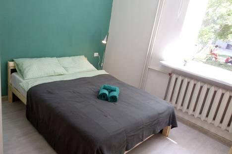 Сдается 1-комнатная квартира посуточно в Новосибирске, Коммунистическая улица, 26.
