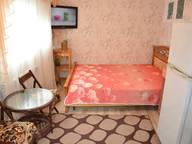 Сдается посуточно 1-комнатная квартира в Ялте. 25 м кв. Республика Крым,Массандровская улица, 11