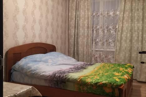 Сдается 3-комнатная квартира посуточно, ул Пихтовый Мыс 6, кв 25.