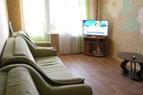 Сдается 1-комнатная квартира посуточно в Керчи, улица Голощапова, 14.