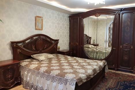 Сдается 2-комнатная квартира посуточно в Калининграде, улица Генерала Павлова, 4.