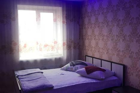 Сдается 2-комнатная квартира посуточно в Перми, Комсомольский проспект 40.