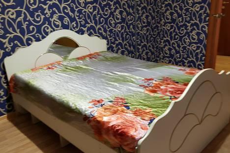 Сдается 2-комнатная квартира посуточно в Ульяновске, улица Кирова,  дом 6, корпус 2.