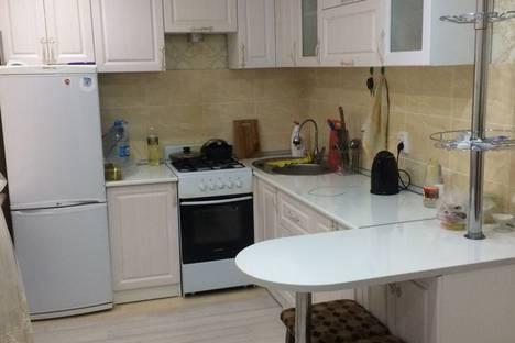 Сдается 2-комнатная квартира посуточно в Таразе, улица Казыбек Би, 120.