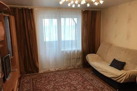 Сдается 3-комнатная квартира посуточно в Чайковском, Советская улица, 55.