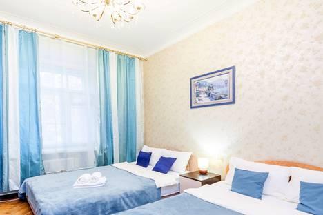 Сдается 2-комнатная квартира посуточно в Москве, Большой Тишинский переулок, 40 стр1.