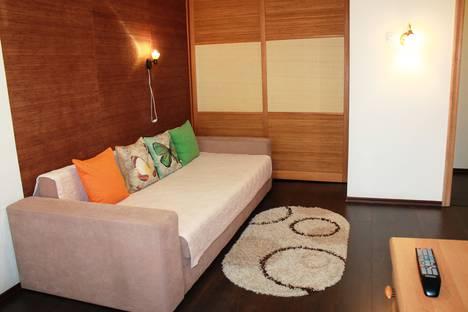 Сдается 1-комнатная квартира посуточно в Хабаровске, Амурский бульвар 21.