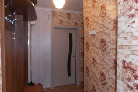 Сдается 2-комнатная квартира посуточно в Шерегеше, улица Дзержинского, 6.
