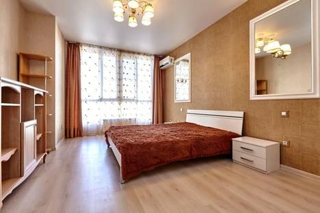 Сдается 2-комнатная квартира посуточно в Краснодаре, улица Яна Полуяна, 39.