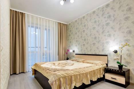 Сдается 1-комнатная квартира посуточно, улица Рихарда Зорге, 67.