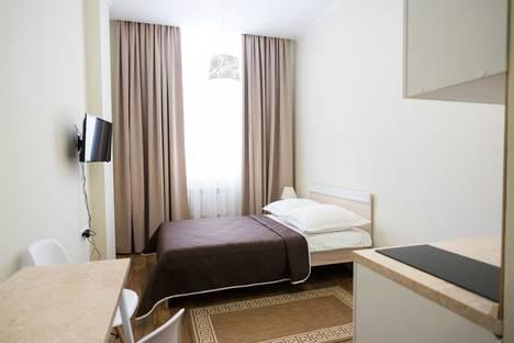 Сдается 1-комнатная квартира посуточно в Красноярске, партизана Железняка 40б.