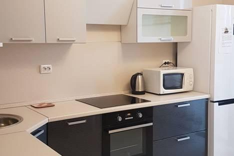 Сдается 2-комнатная квартира посуточно в Орле, улица Панчука, 83а.