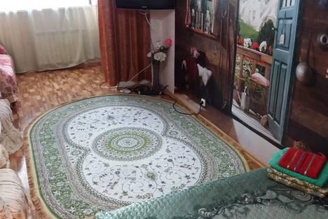 Сдается 1-комнатная квартира посуточно в Актау, 5 мкр 36 дом.