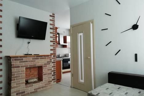 Сдается 1-комнатная квартира посуточно в Томске, улица Матросова, 9.