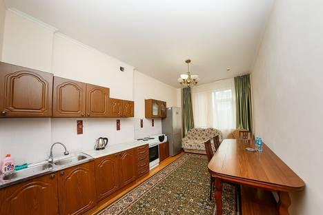 Сдается 1-комнатная квартира посуточно в Астане, улица Сарайшык, 34.