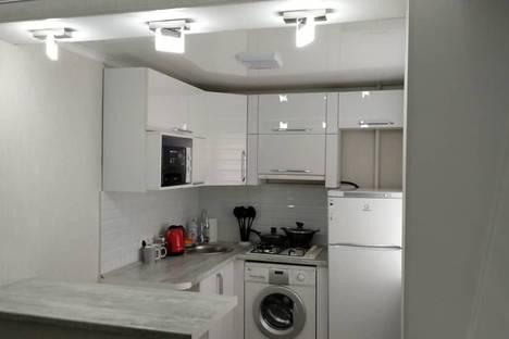 Сдается 1-комнатная квартира посуточно в Бишкеке, проспект Манаса, 26.