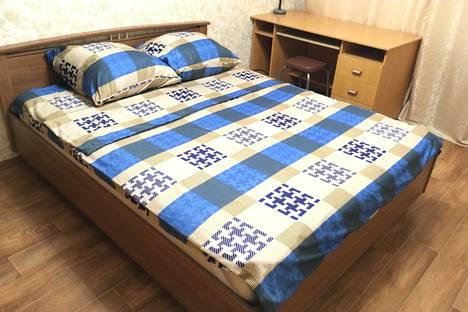 Сдается 2-комнатная квартира посуточно в Томске, Тверская улица, 92А.