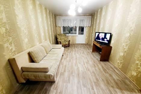 Сдается 2-комнатная квартира посуточно в Жлобине, 16-й микрорайон.