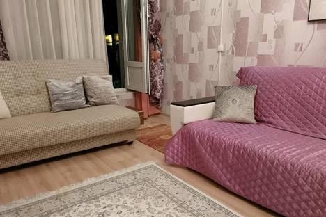 Сдается 1-комнатная квартира посуточно в Петергофе, Чичеринская улица, 2.