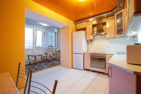 Сдается 2-комнатная квартира посуточно в Уфе, улица Менделеева, 229.