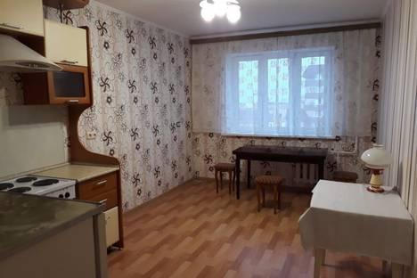 Сдается 1-комнатная квартира посуточно в Уфе, улица 8 Марта, 34.