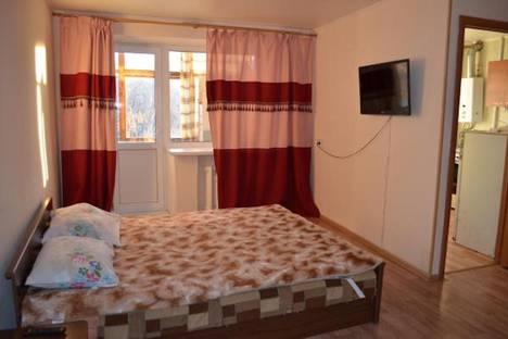 Сдается 1-комнатная квартира посуточно в Уфе, улица 50 лет Октября, 4.
