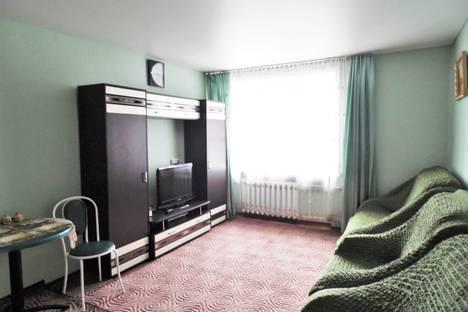 Сдается 1-комнатная квартира посуточно в Таштаголе, улица Поспелова 18.