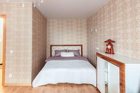 Сдается 1-комнатная квартира посуточно в Минске, улица Обойная 4/2.