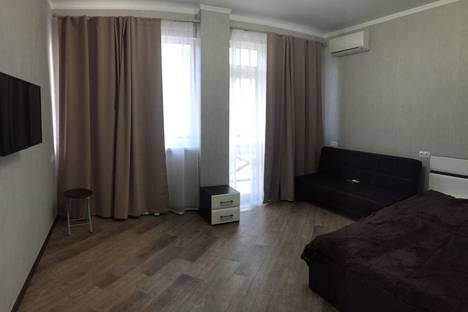 Сдается 2-комнатная квартира посуточно в Красной Поляне, улица Трудовой Славы, 10.